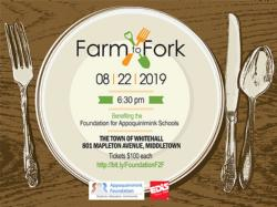 Farm To Fork Dinner on August 22 – Only 25 tickets remain, get yours now!
